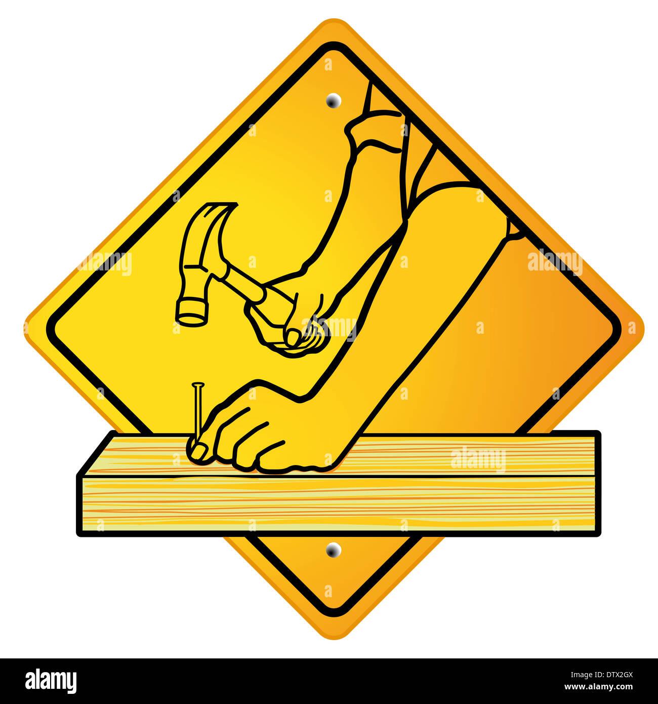 Tischler Zeichen tischler zeichen stockfoto bild 66955642 alamy