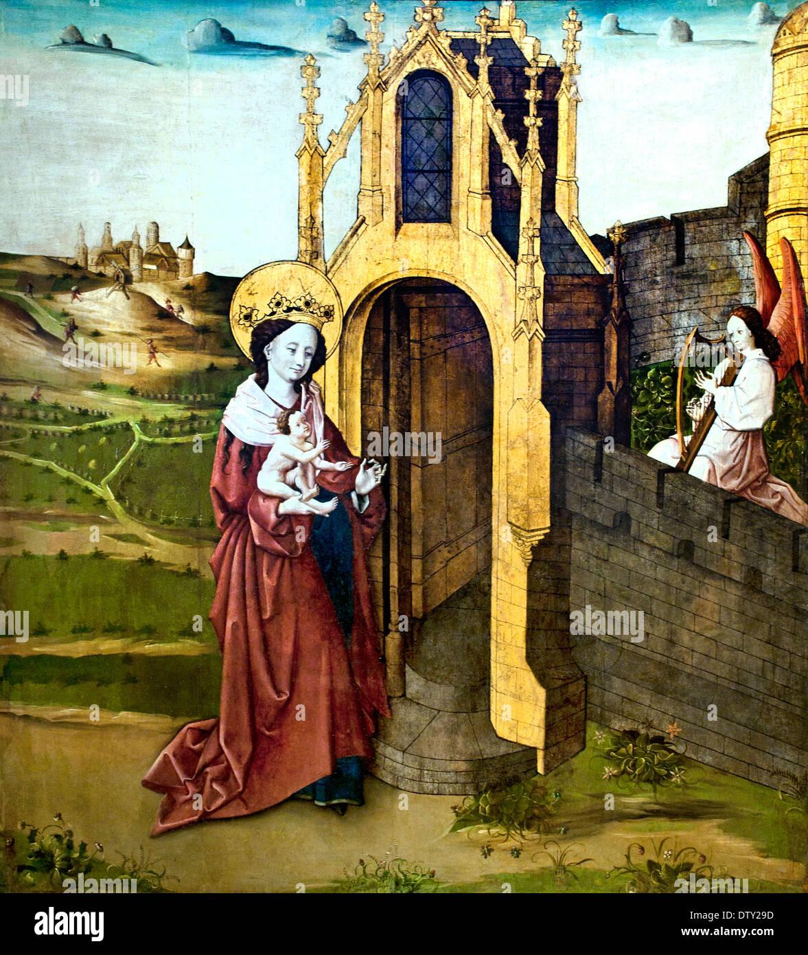 medieval gates stockfotos medieval gates bilder alamy. Black Bedroom Furniture Sets. Home Design Ideas