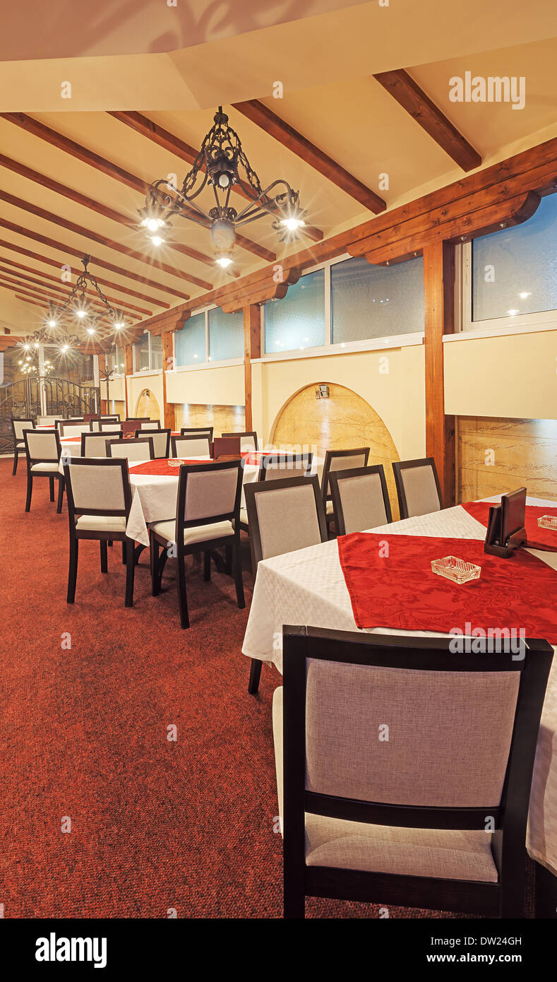 Interior Decoration Restaurant Stockfotos & Interior Decoration ...