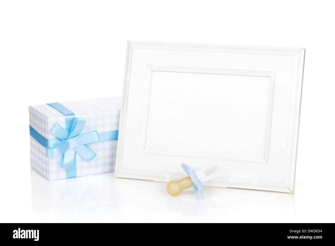 Birthday Photo Frame Boy Stockfotos & Birthday Photo Frame Boy ...