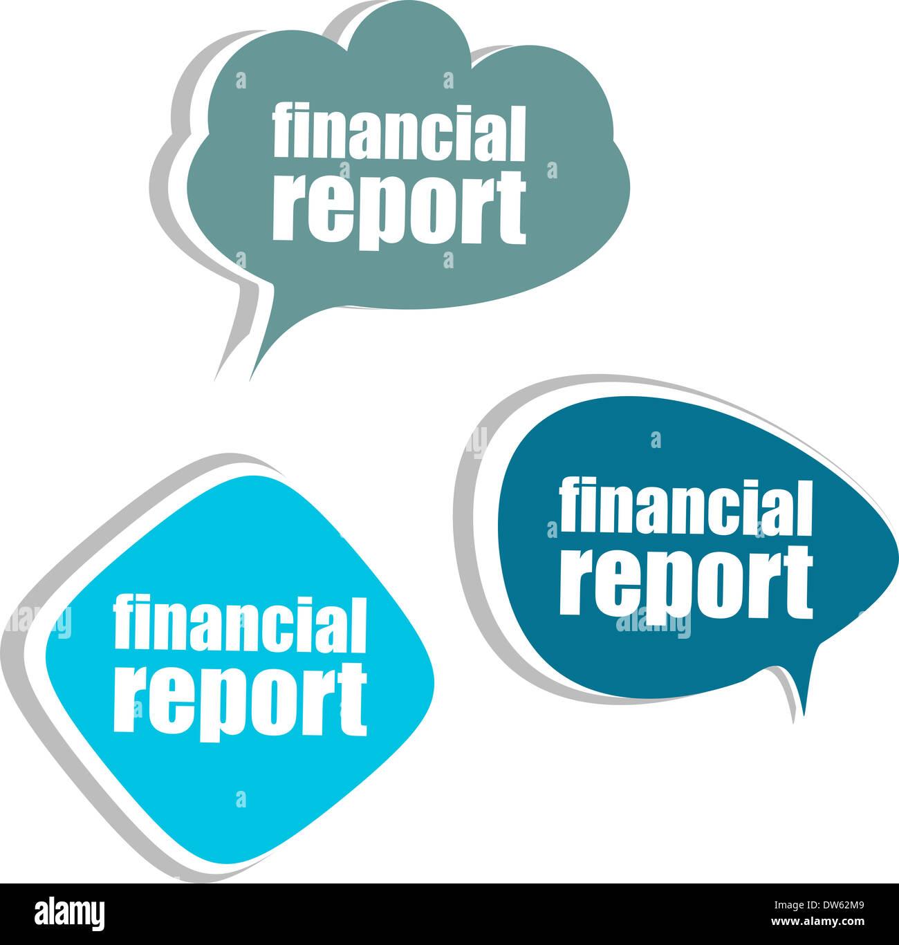 Erfreut Business Finanzbericht Vorlage Zeitgenössisch - Entry Level ...