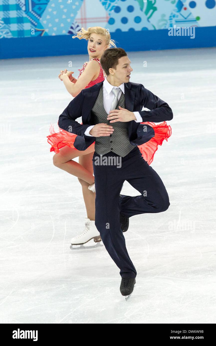 olympische Eistanzdatierung