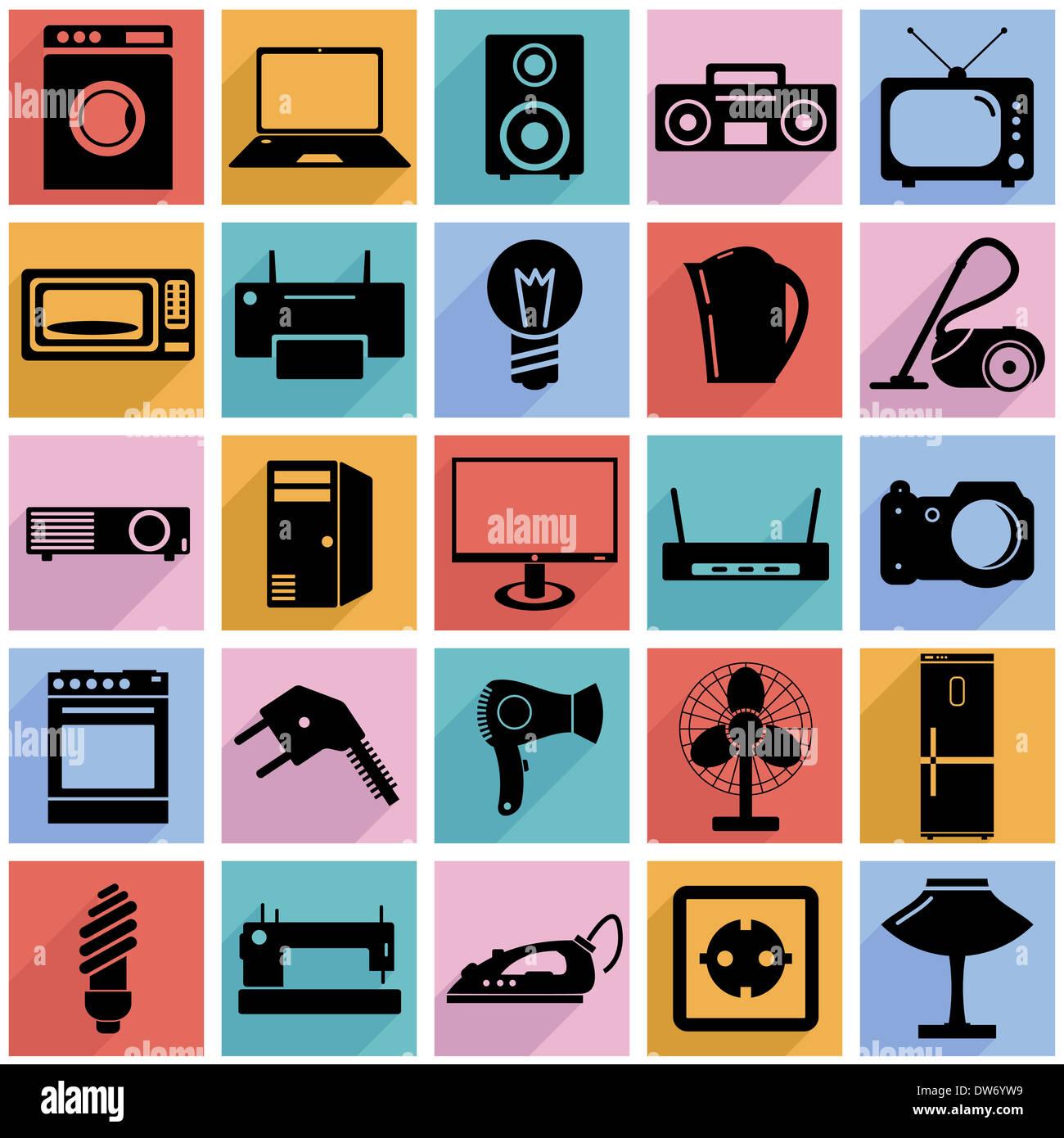 Ungewöhnlich Hausverdrahtung Symbole Bilder - Elektrische Schaltplan ...
