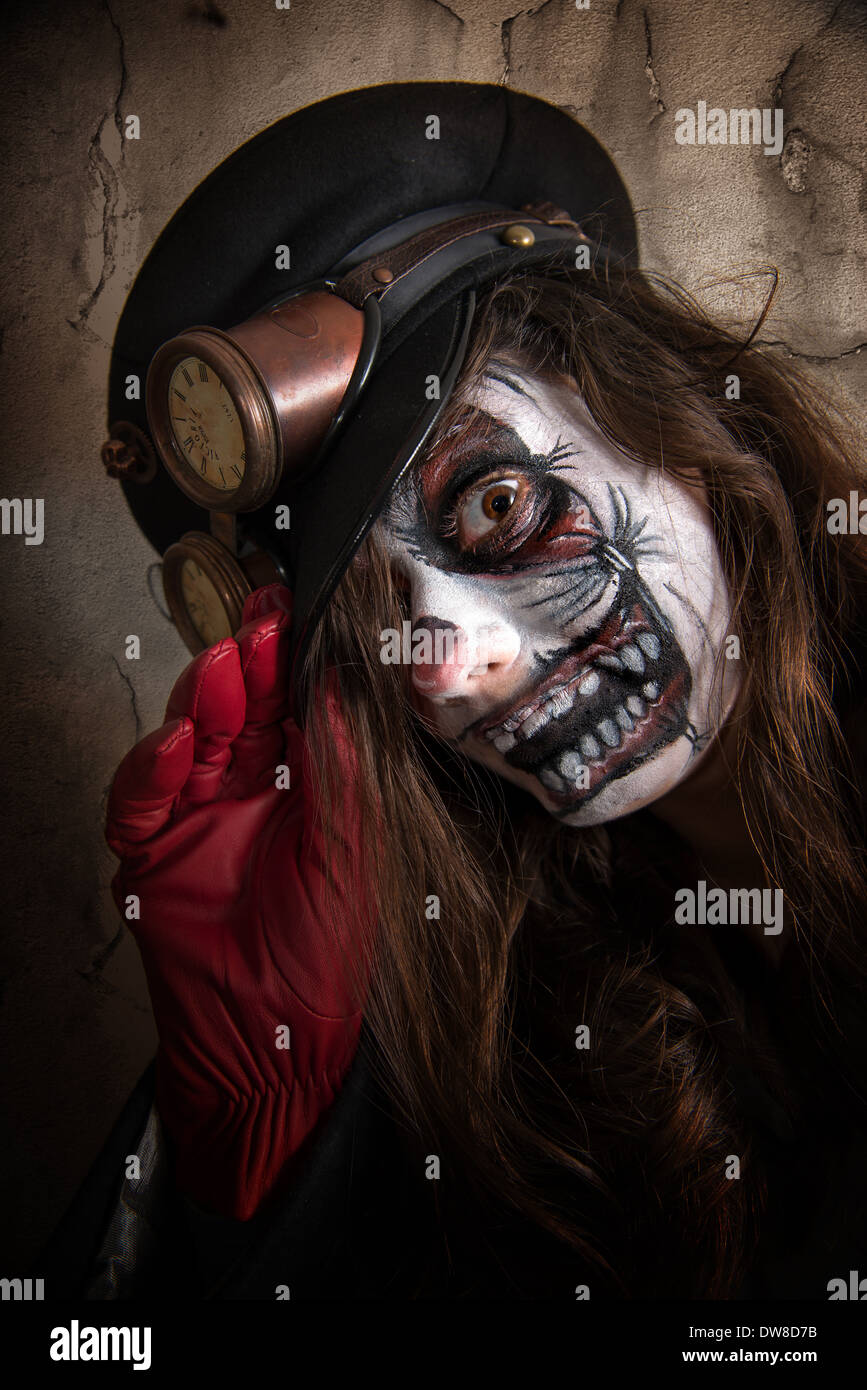 scary clown stockfotos scary clown bilder seite 23 alamy. Black Bedroom Furniture Sets. Home Design Ideas