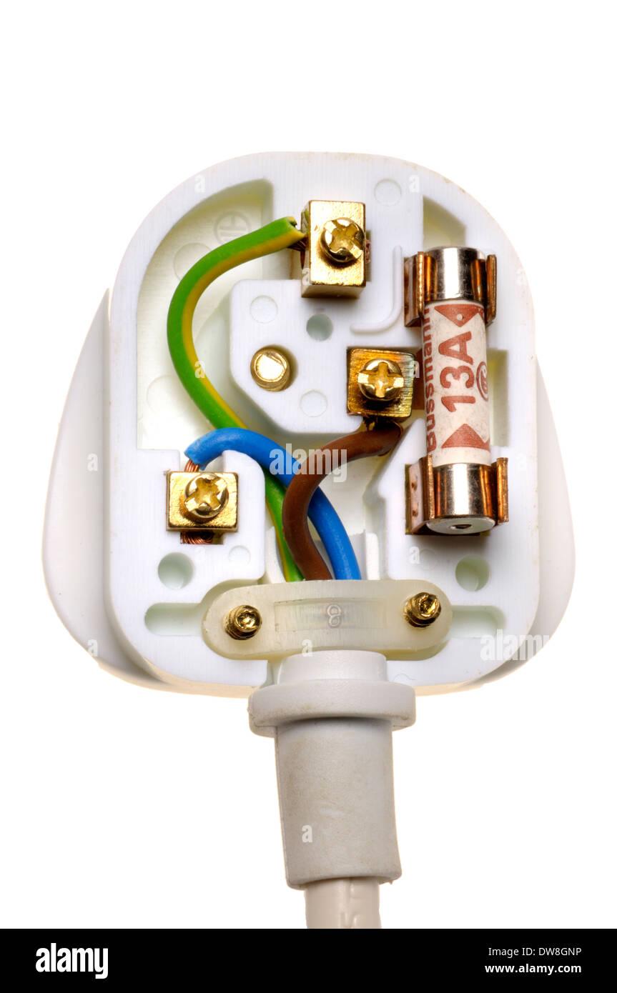 Wiring Plug Stockfotos & Wiring Plug Bilder - Alamy