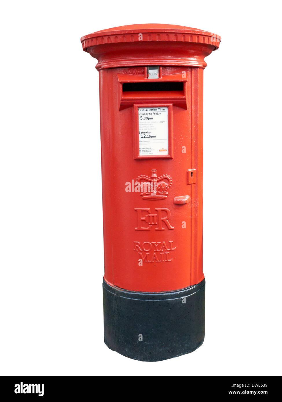Englischer Briefkasten Stockfoto Bild 67308845 Alamy