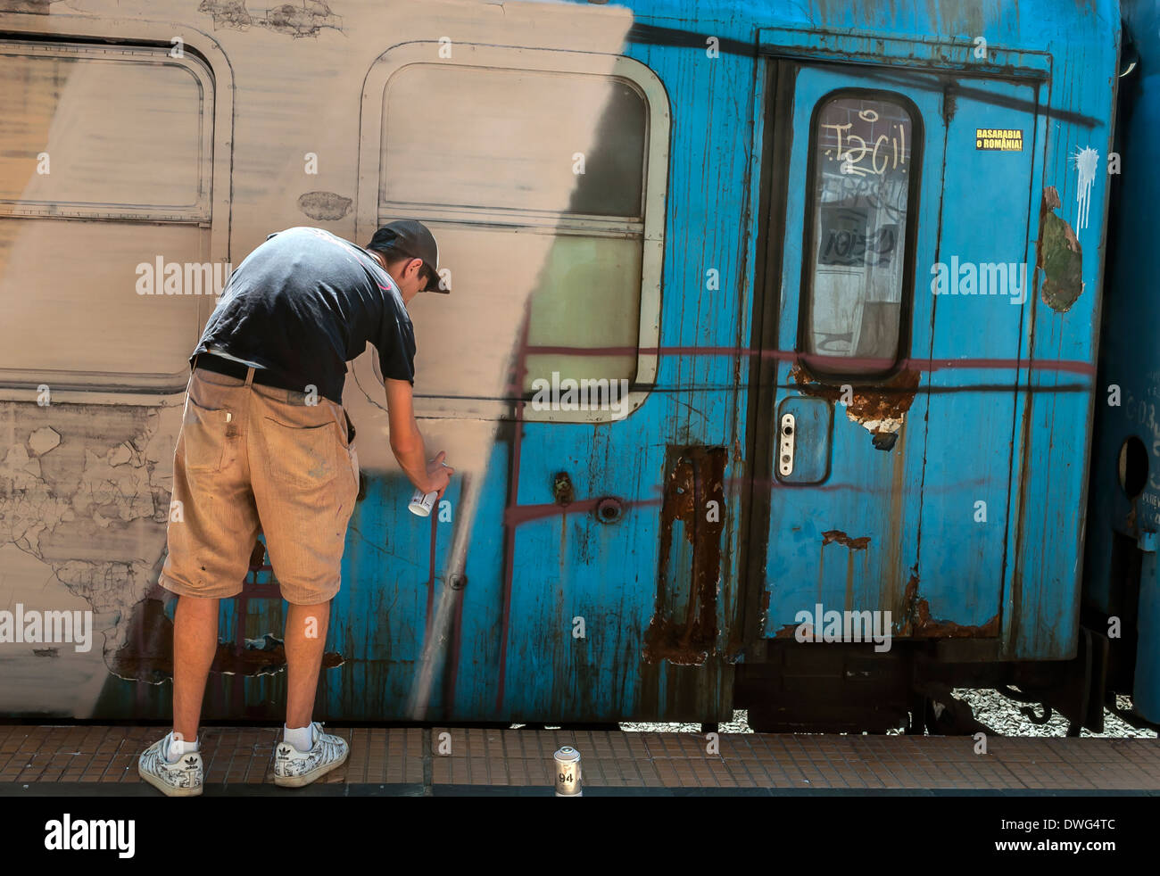 Graffiti Creator Stockfoto Bild 67352556 Alamy