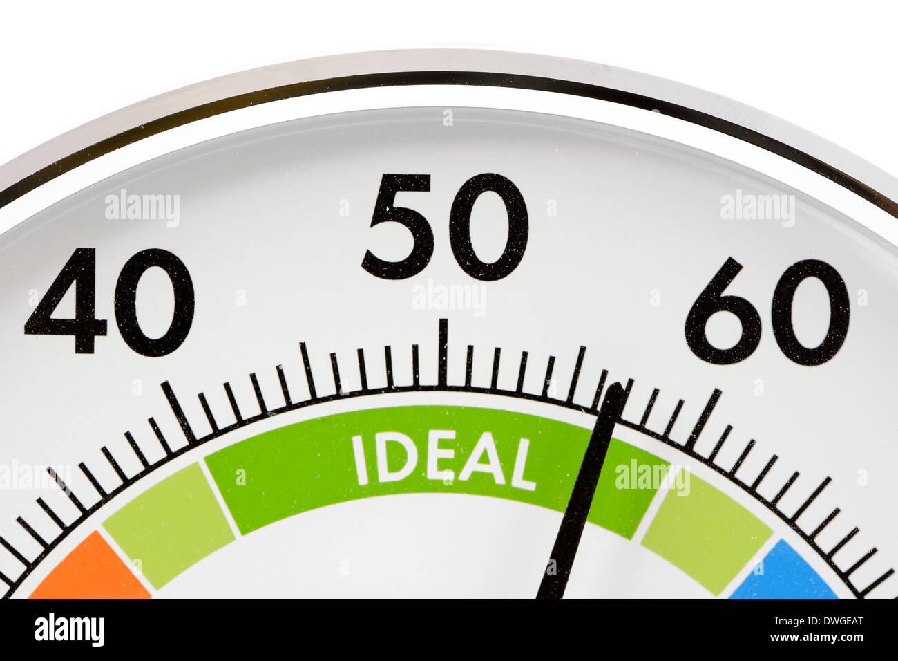 Luftfeuchtigkeit Ideal instrument ideal stockfotos & instrument ideal bilder - alamy