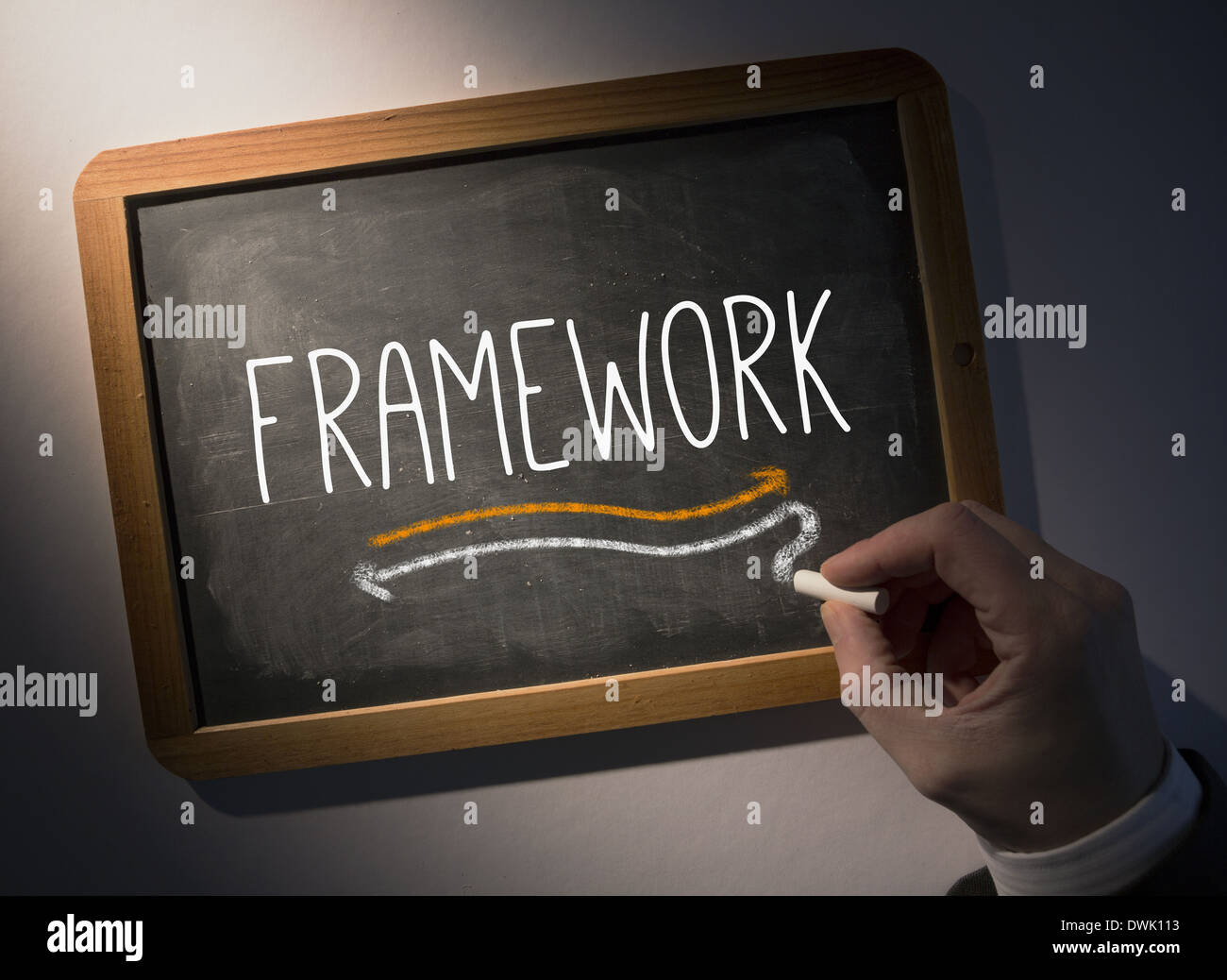 Framework For Text Stockfotos & Framework For Text Bilder - Alamy