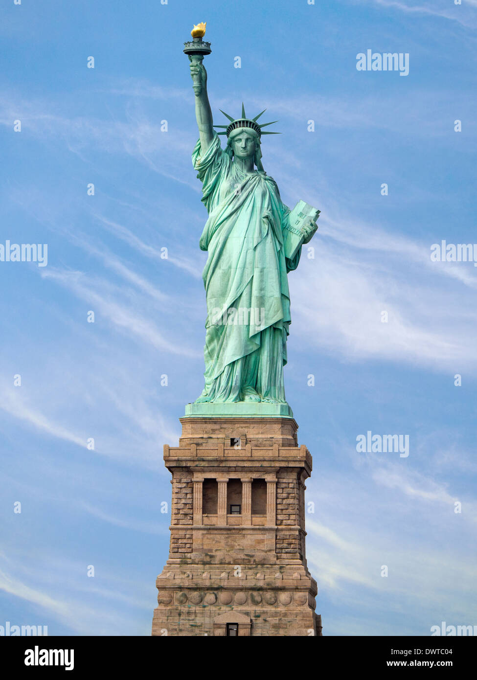 die freiheitsstatue in new york usa 3 stockfoto bild 67533764 alamy. Black Bedroom Furniture Sets. Home Design Ideas