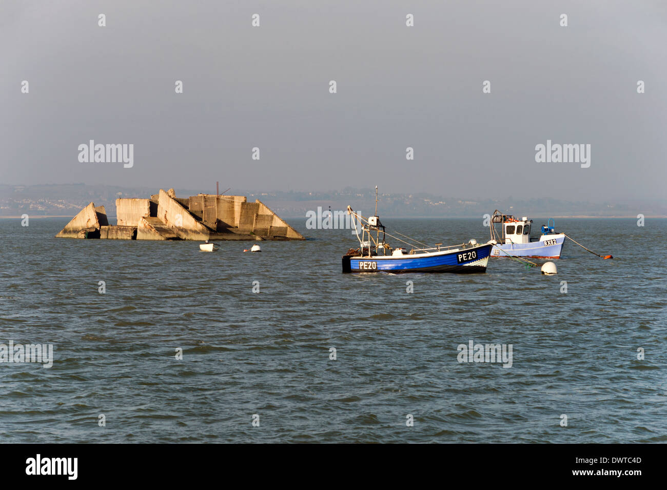 Mulberry Harbour Hayling Island