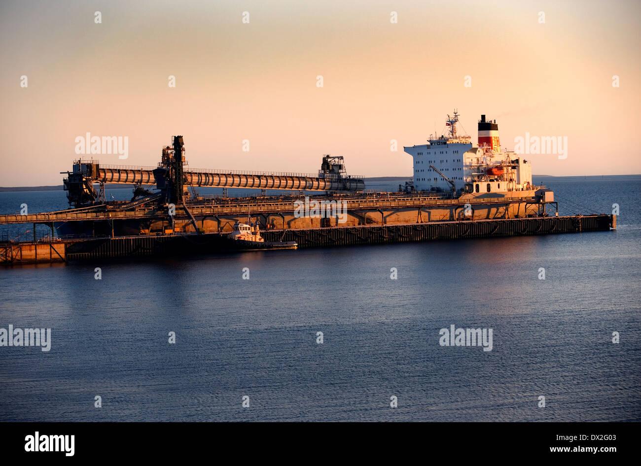 Bulk Grain Stockfotos & Bulk Grain Bilder - Alamy