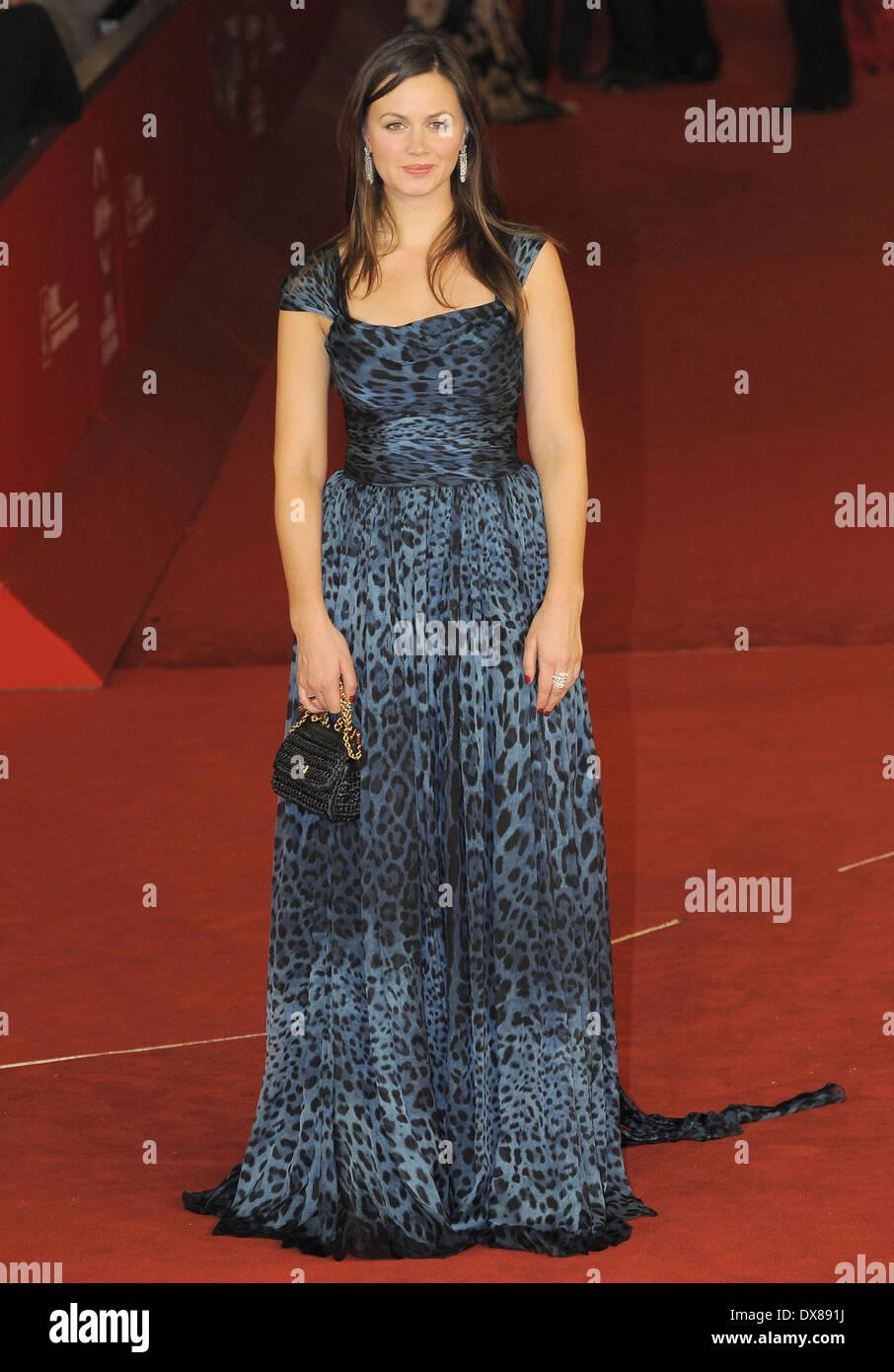 Rebecca Night 20. Rome International Film Festival