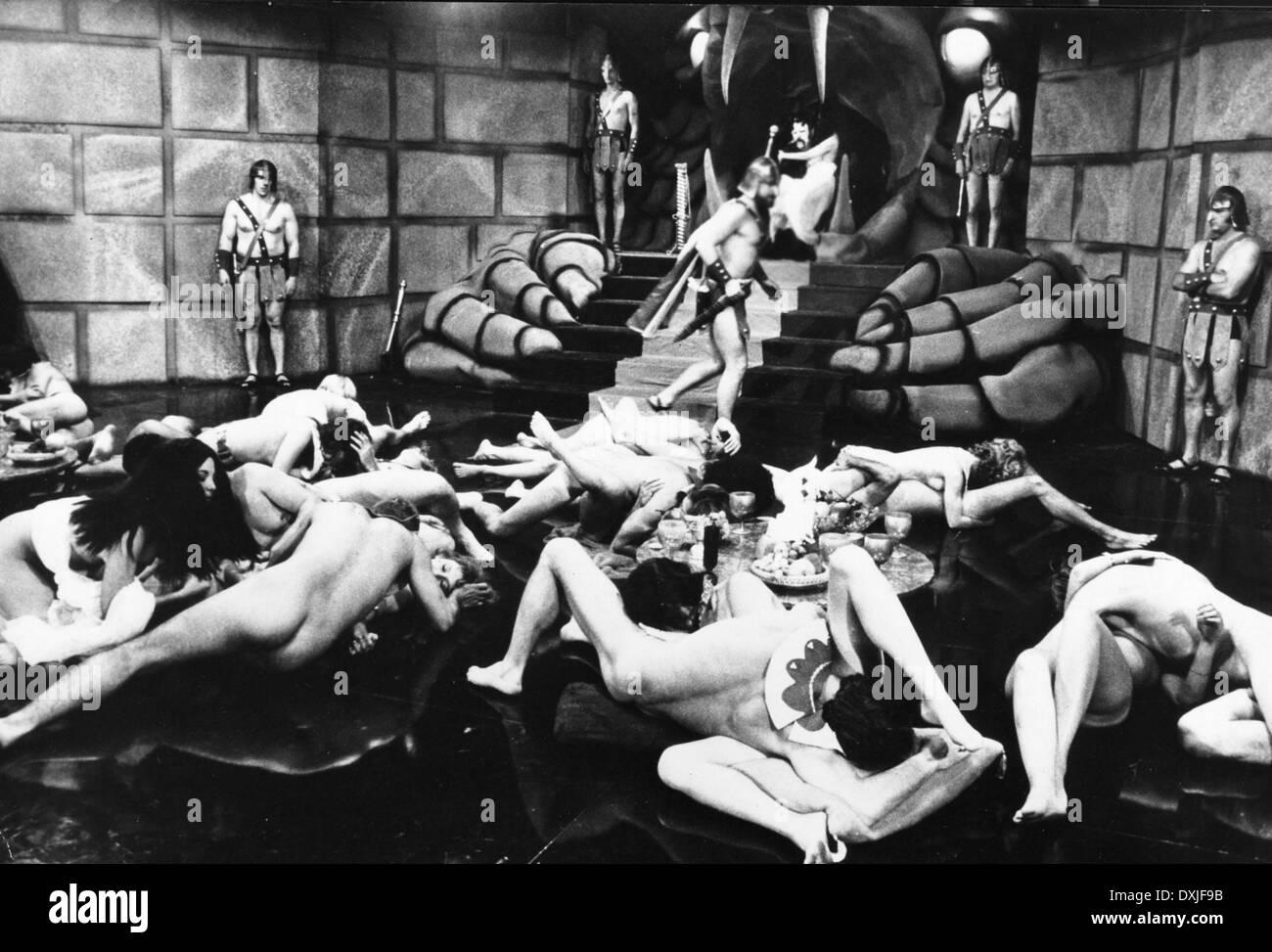 Felsh gordon orgy