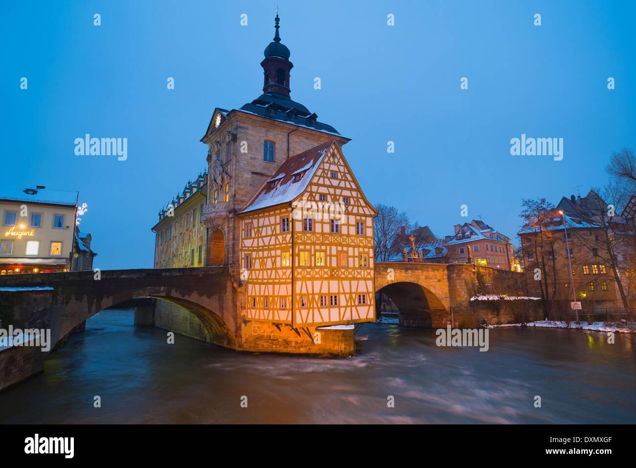 Bamberg Fluss