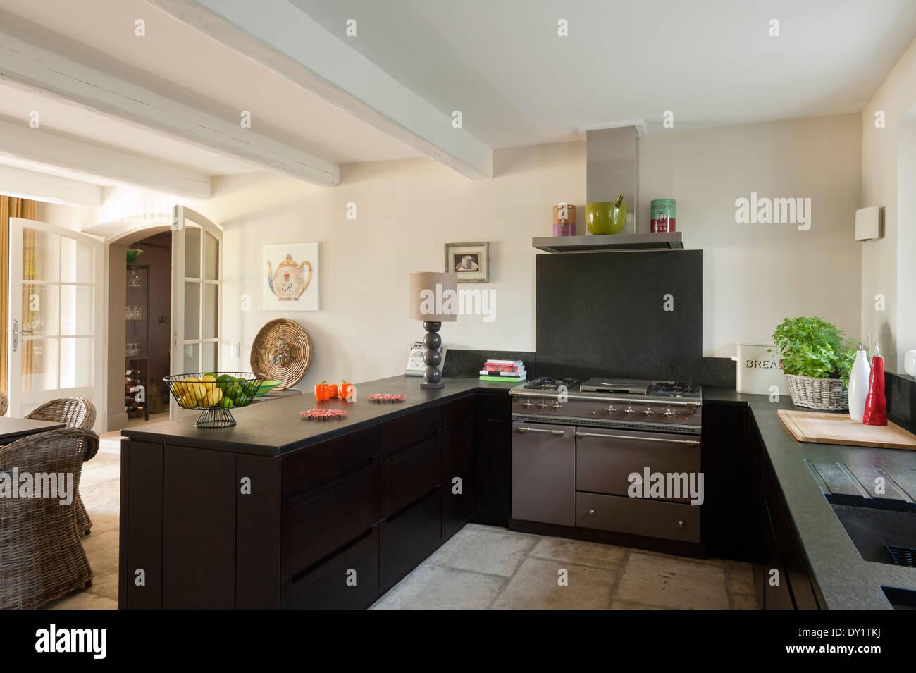 Painted Ceiling Beams Stockfotos & Painted Ceiling Beams Bilder - Alamy