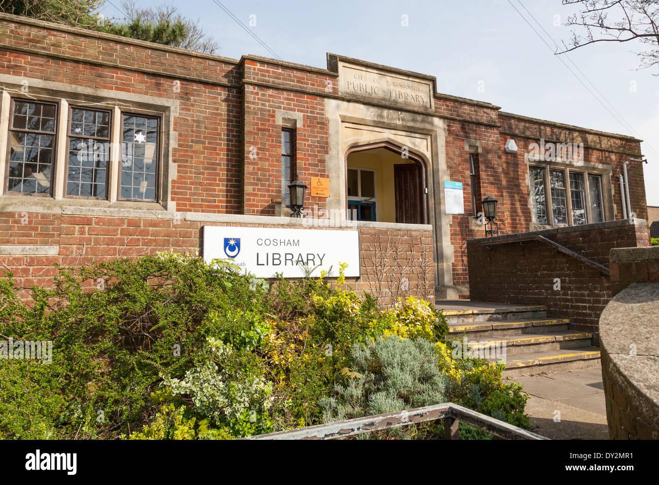 Library Exterior Uk Stockfotos & Library Exterior Uk Bilder - Alamy