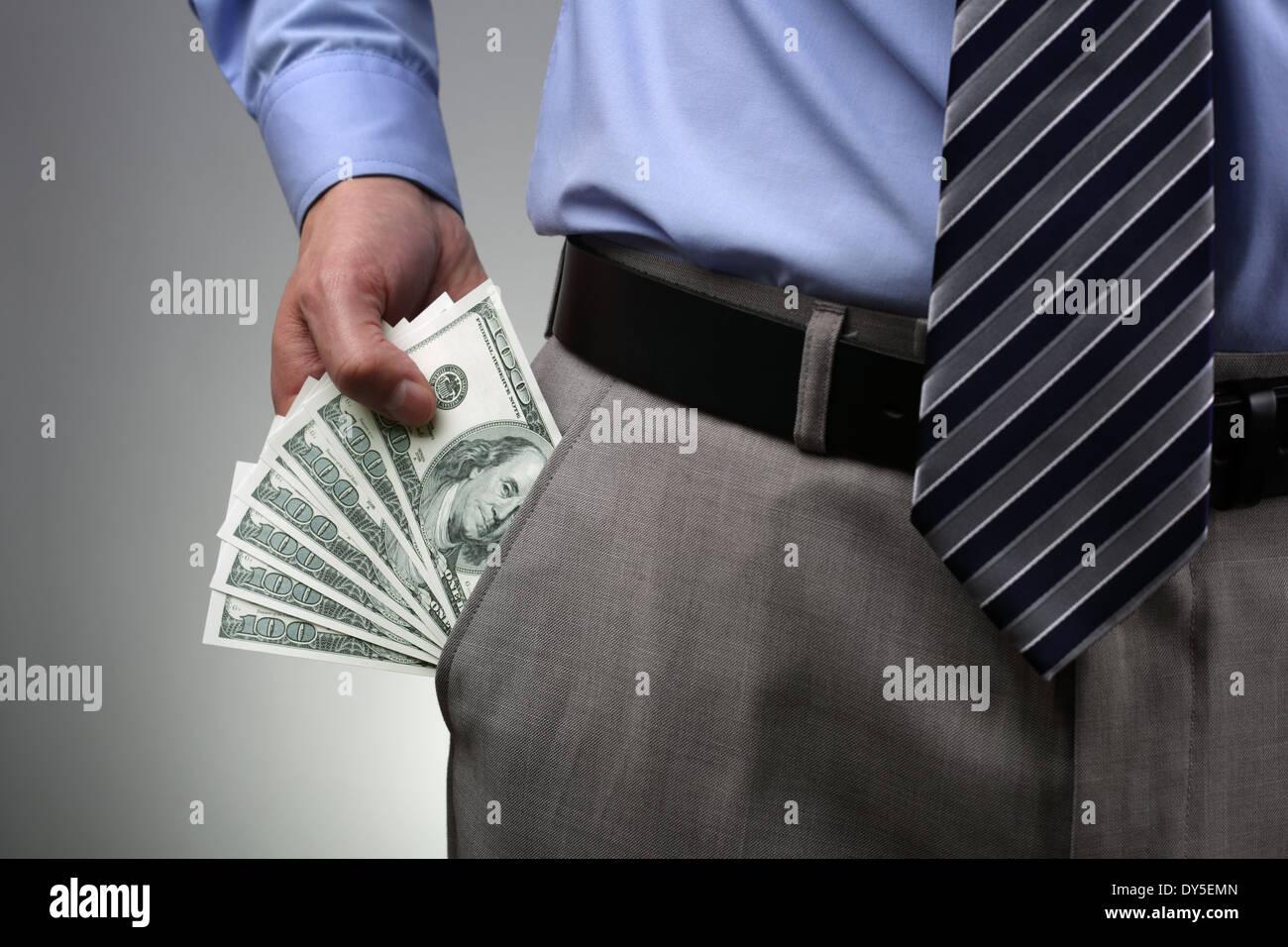Geschäft Reichtum Stockbild