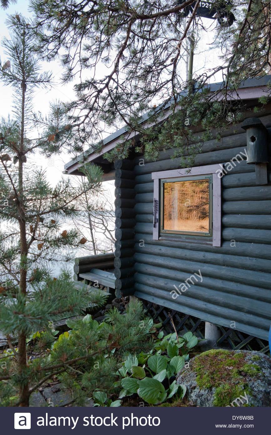 finland sauna stockfotos finland sauna bilder alamy. Black Bedroom Furniture Sets. Home Design Ideas