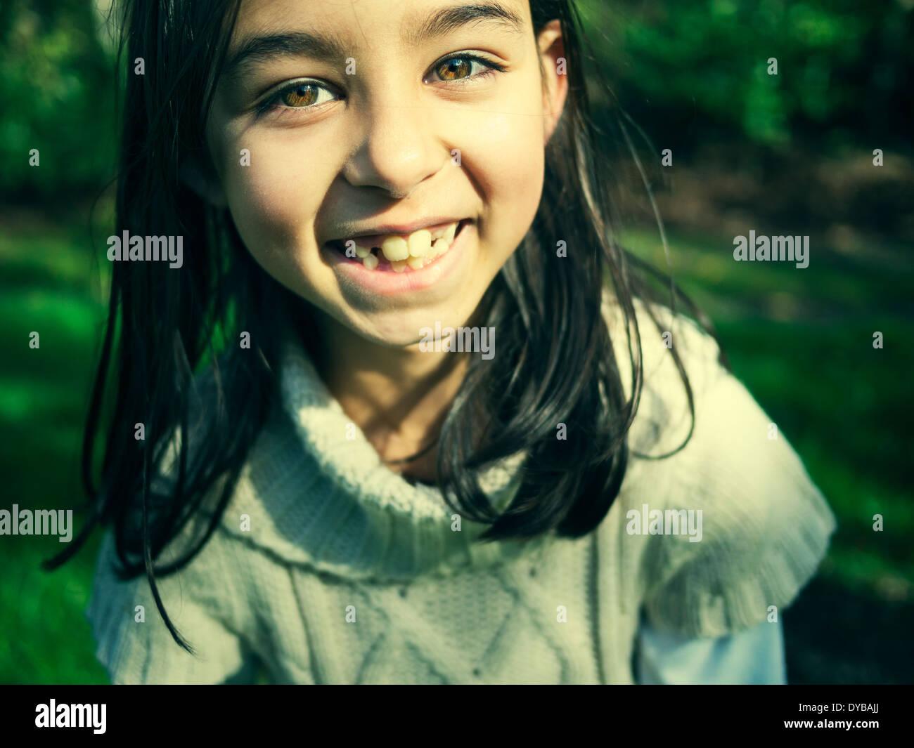 Lachen Stockbild