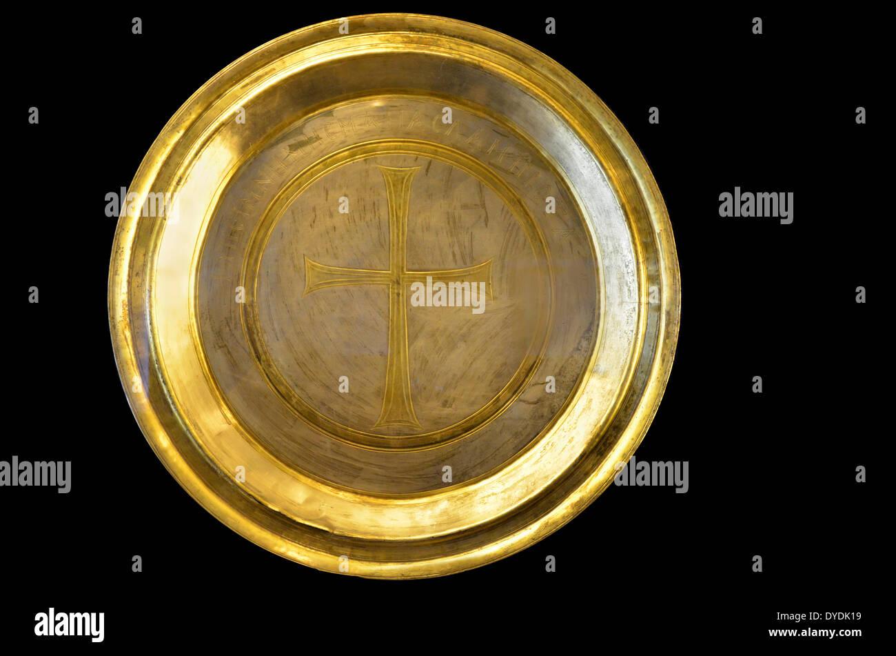 Schatz Reichtum Geld reichen reichen gold Griechenland Europa antiken Griechenland Vermögen Reichtum Reichtum antiken Schatz Schatz Stockbild