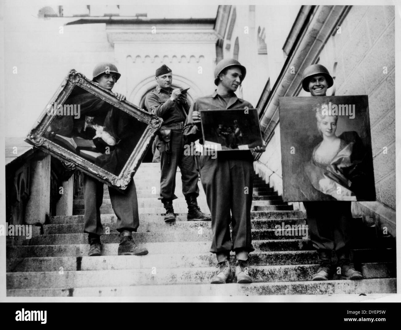 Amerikanische Soldaten Deutschland