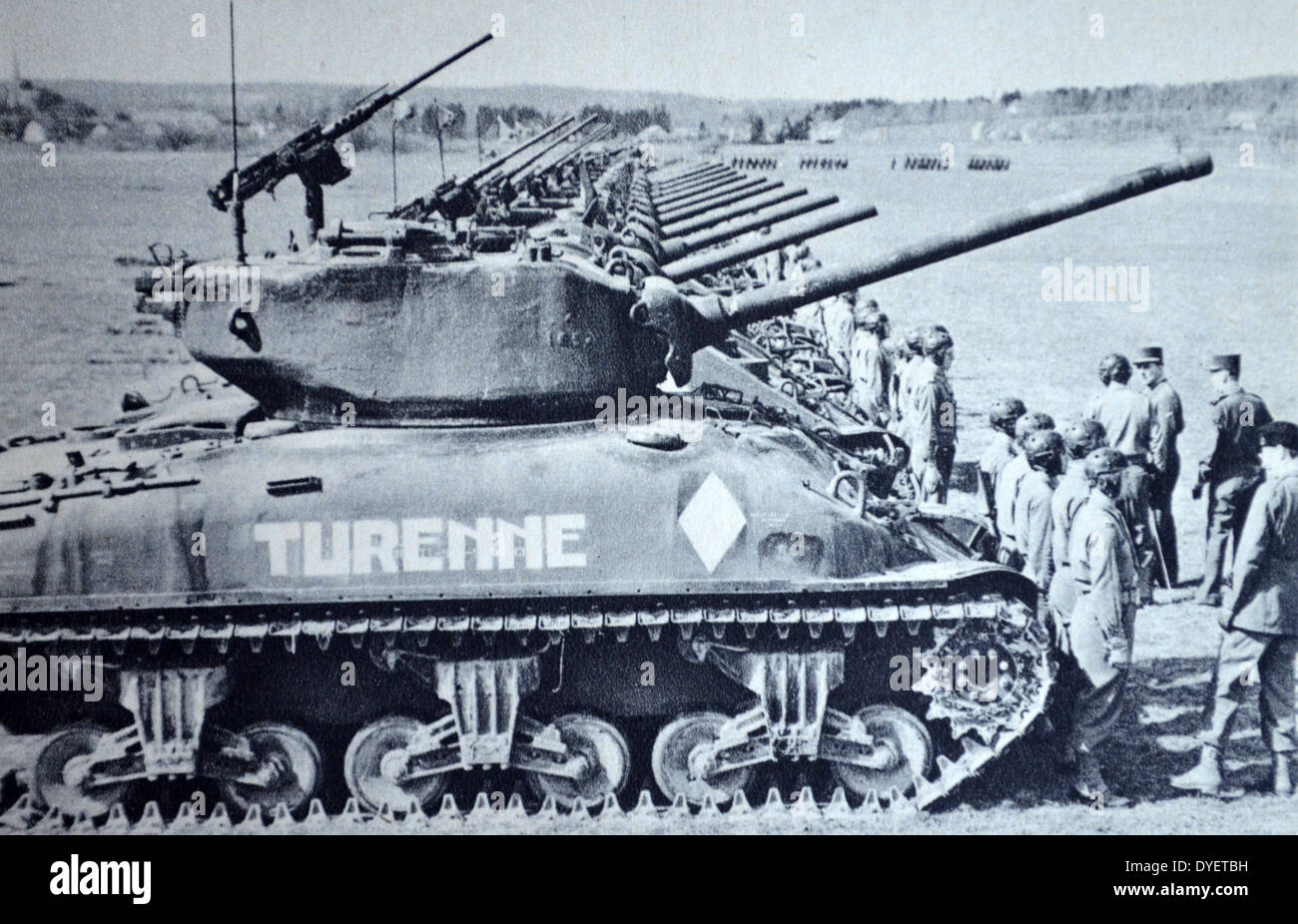 german tanks france stockfotos german tanks france bilder alamy. Black Bedroom Furniture Sets. Home Design Ideas