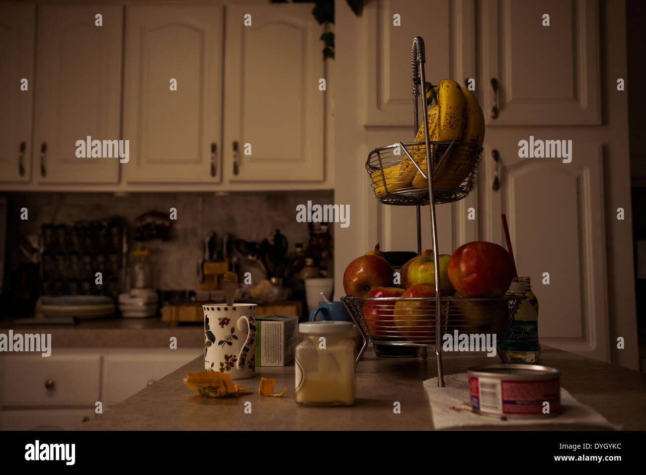 Cat Banana Stockfotos & Cat Banana Bilder - Alamy