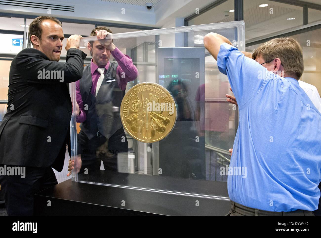 Der Große Phil Münze Stockfoto Bild 68778866 Alamy