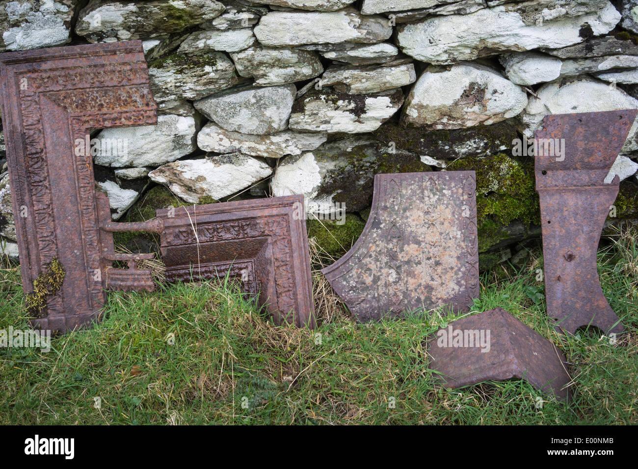 Fireplace Surround Stockfotos & Fireplace Surround Bilder - Alamy