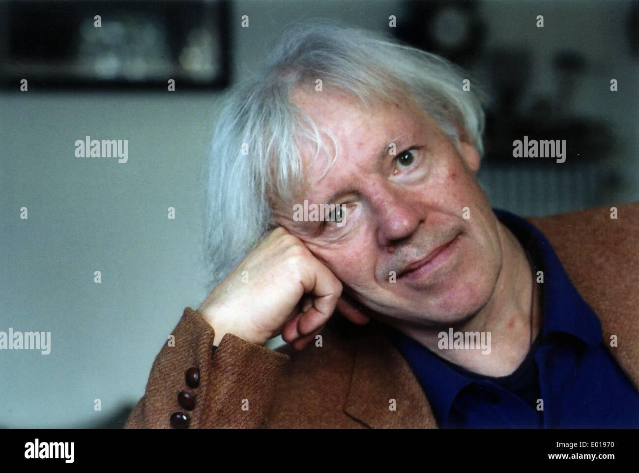 Wolfgang Schmidbauer, 2006 Stockbild
