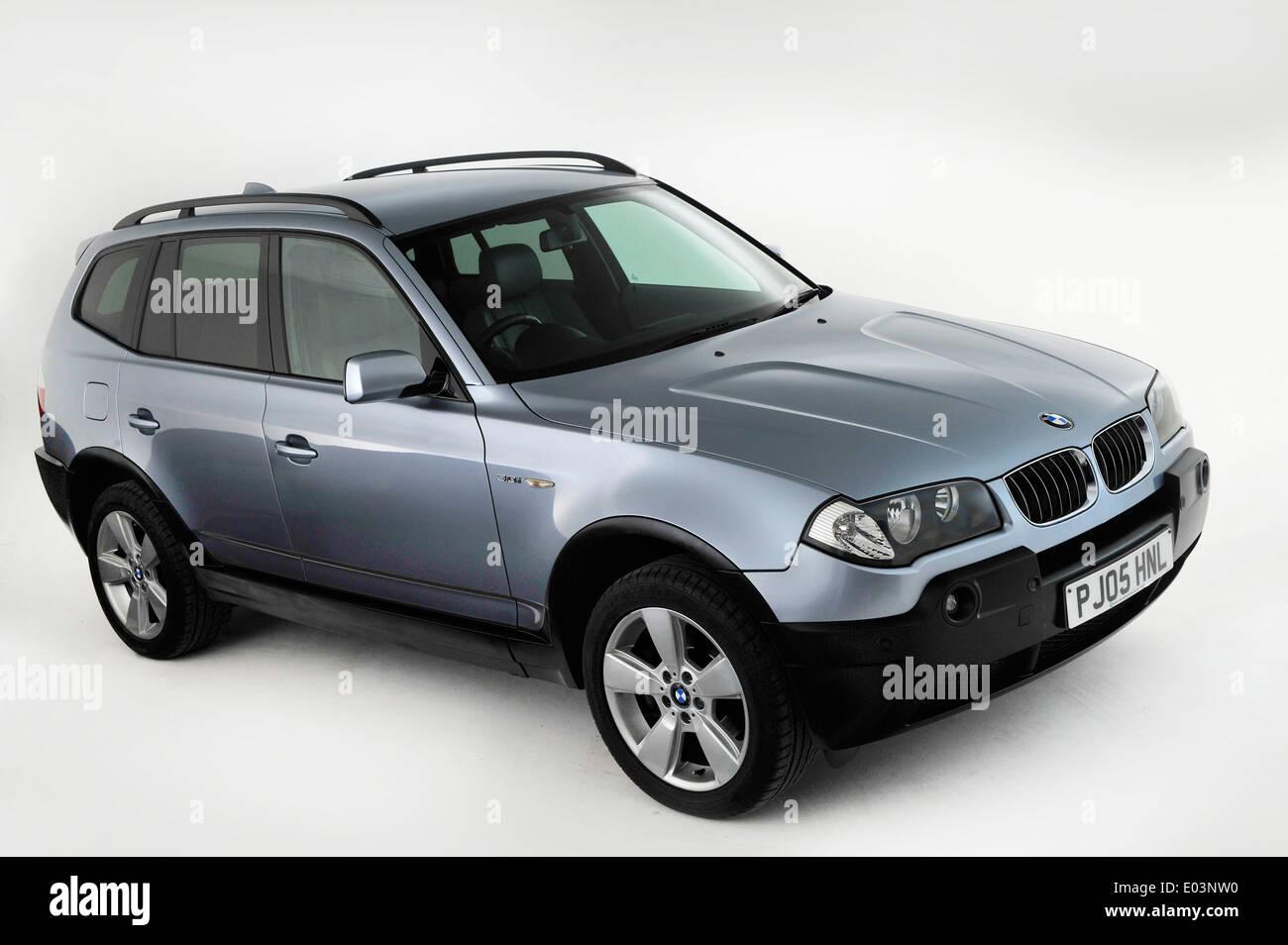 2005 Bmw X3 Stockfotografie Alamy