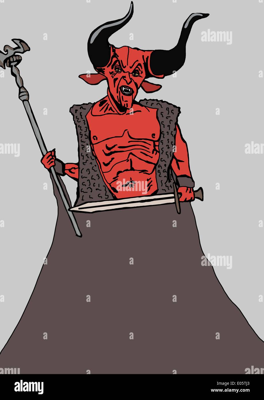 Legende Teufel