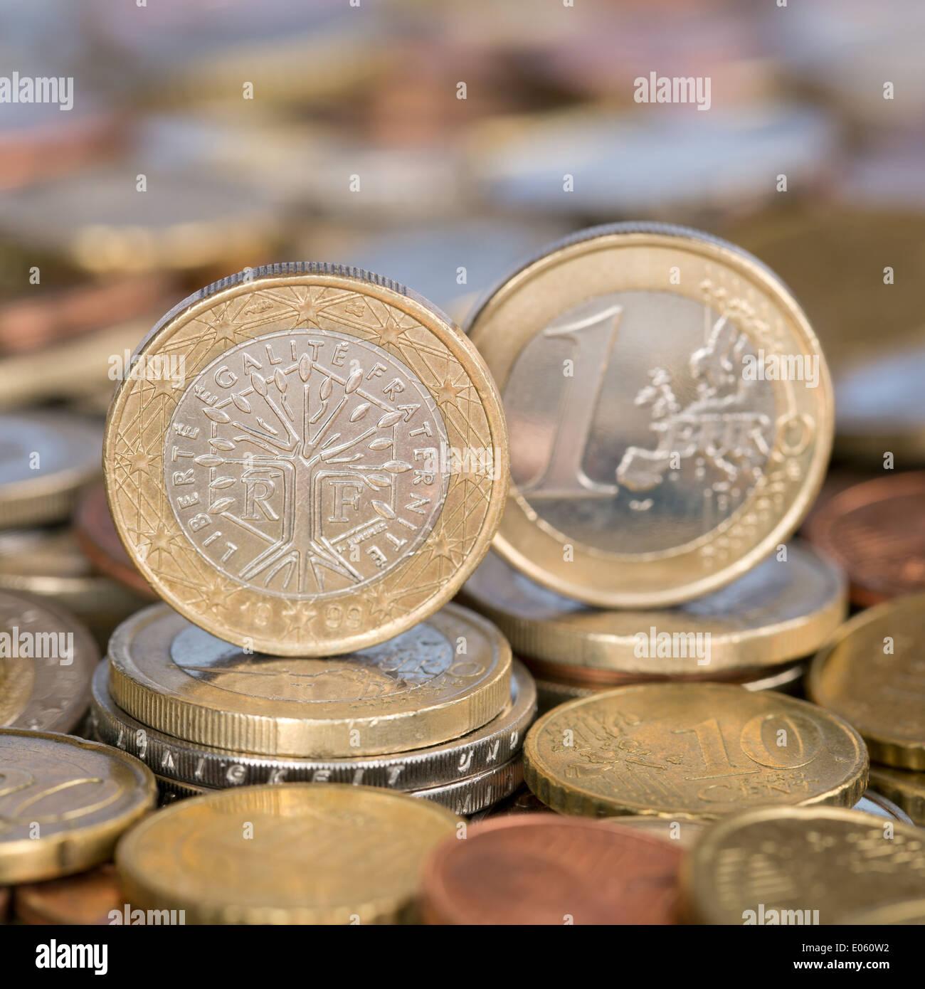 Euro Geld Münze Währung Stockfotos Euro Geld Münze Währung Bilder