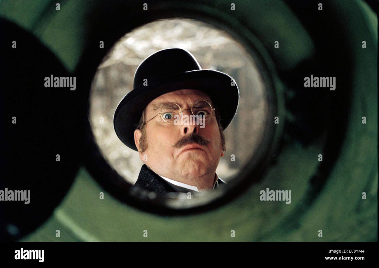 LEMONY SNICKET EINE REIHE BETRÜBLICHER EREIGNISSE (2004) TIMOTHY SPALL BRAD SILBERLING (DIR) MOVIESTORE SAMMLUNG LTD Stockbild