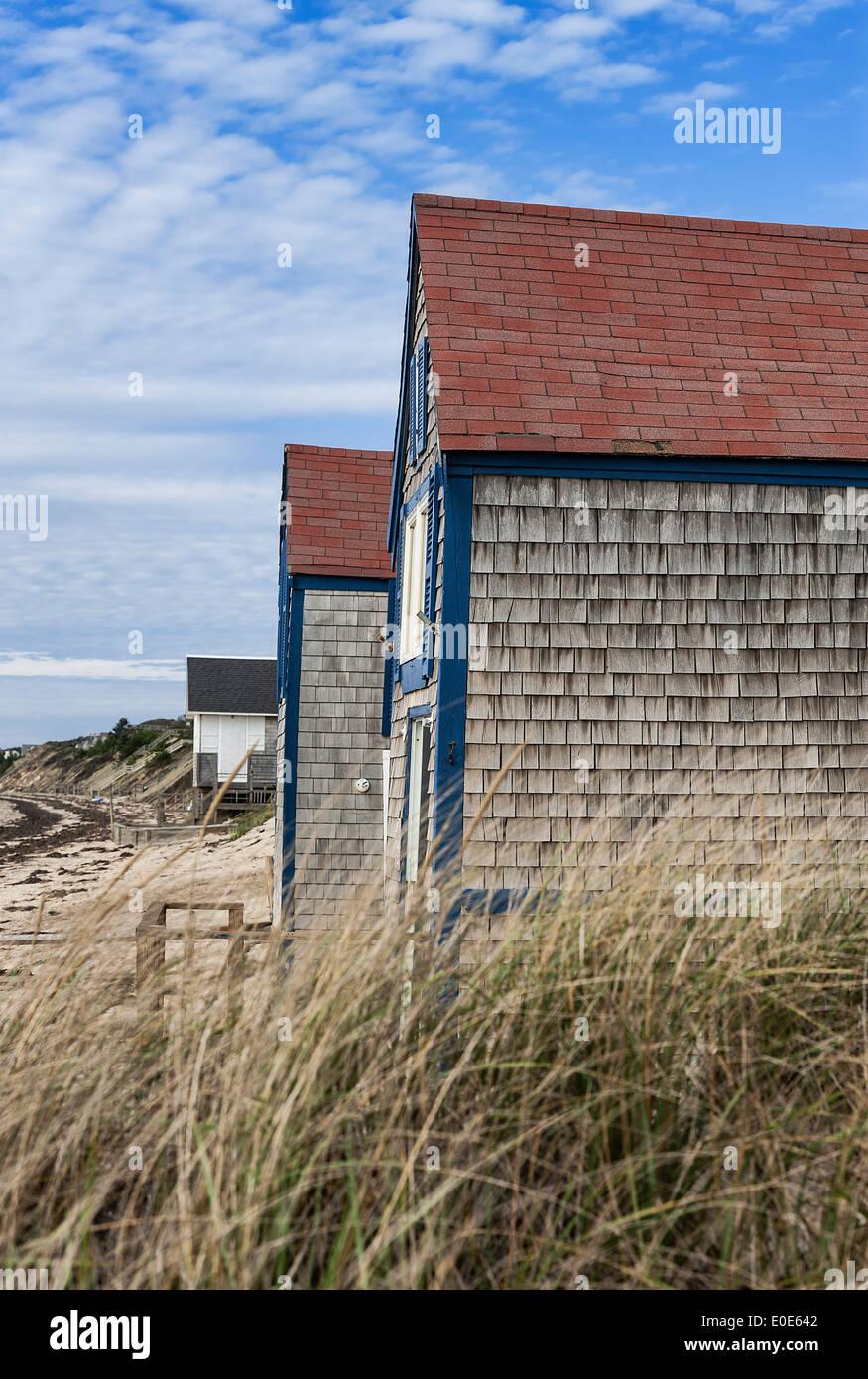 Shed Weathered Beach Stockfotos & Shed Weathered Beach Bilder - Alamy