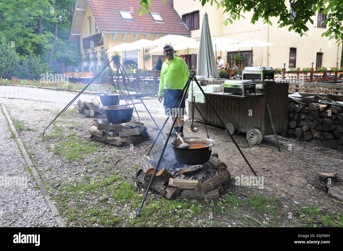 Cauldrons Stockfotos & Cauldrons Bilder - Alamy