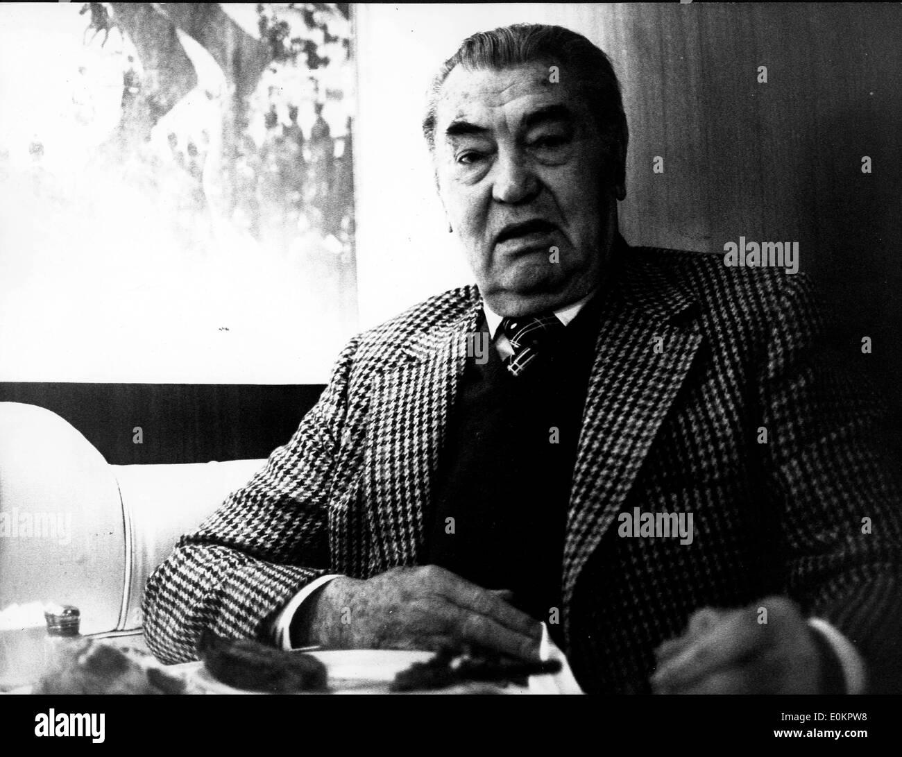 "Boxer Jack ""Manassa Mauler"" Dempsey in seinen 50er Jahre Stockbild"