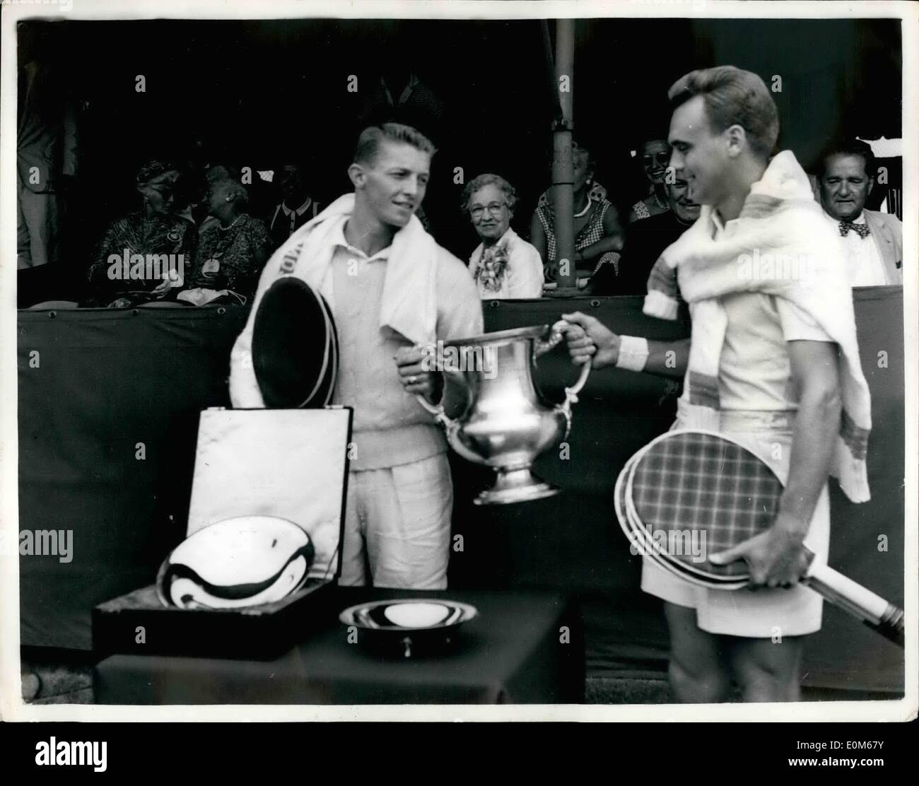 Amateur Tennis Player Stockfotos & Amateur Tennis Player Bilder