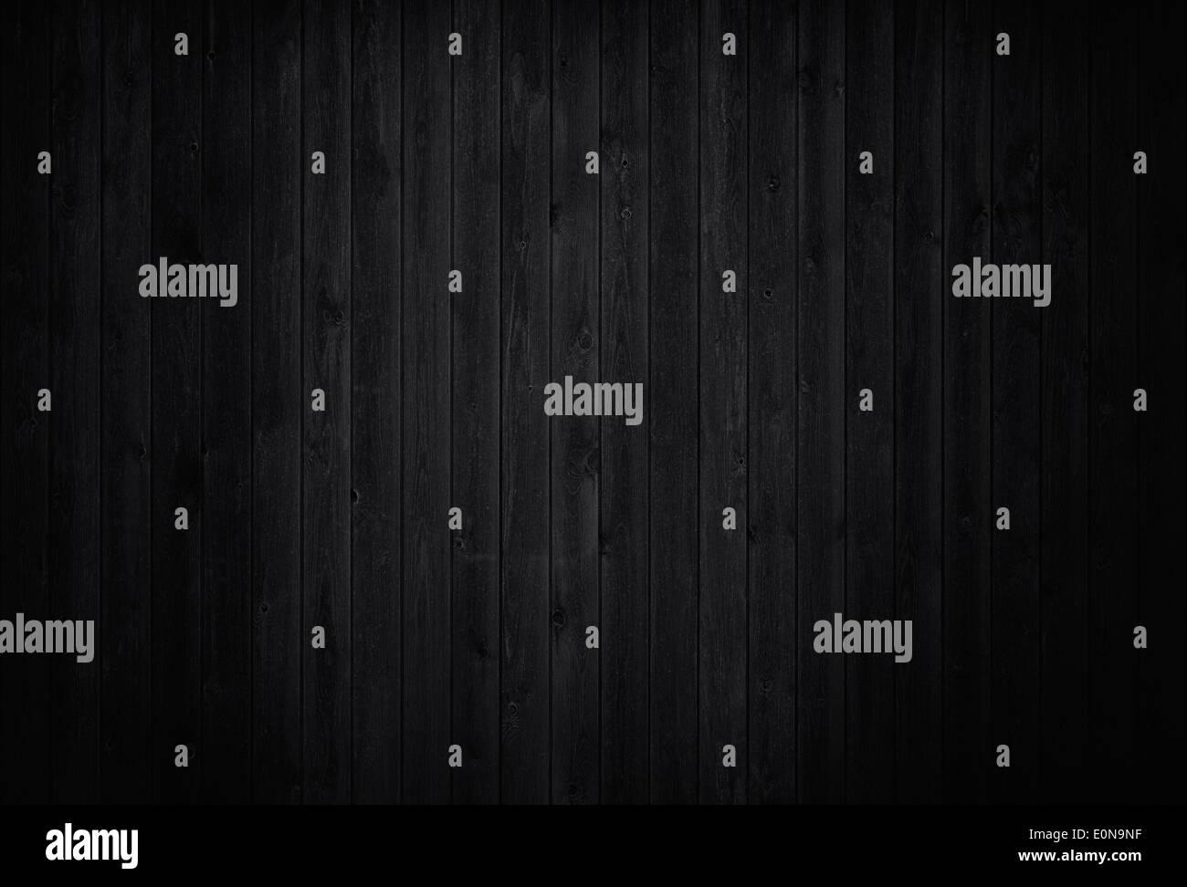 Holzwand Tafeln dunkle schwarze und weiße Textur Hintergrund ...