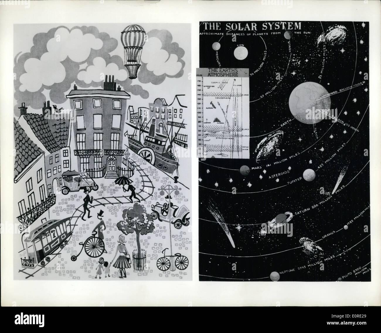 2. Februar 1959 - Space Age Hits die Küchenspüle: Zwei irische ...