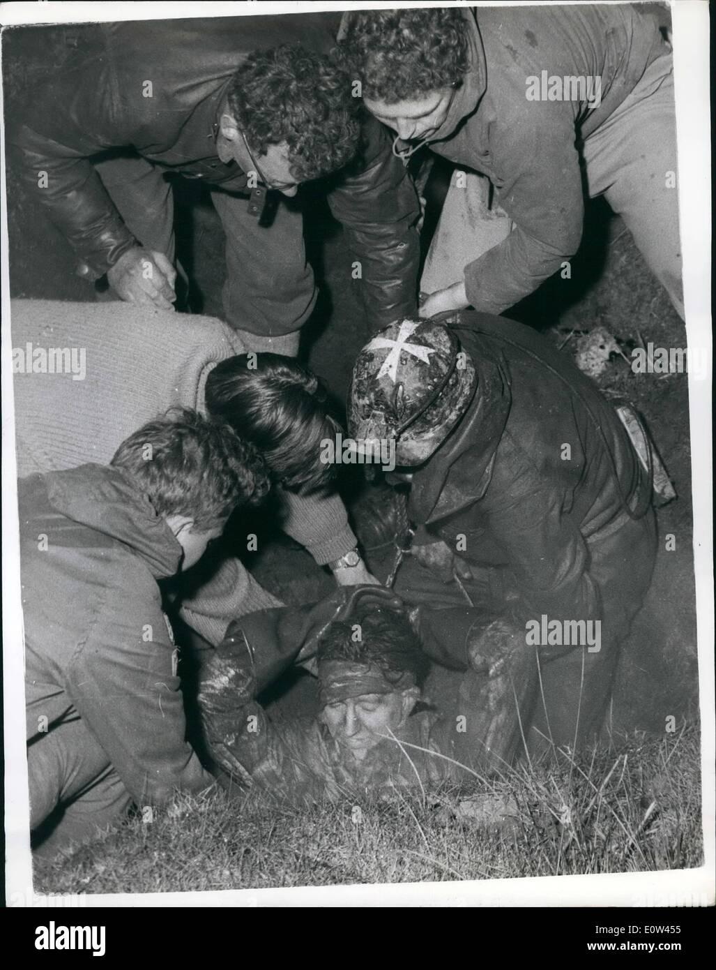 4  April 1961 - Zukunftsproblematiken gerettet in fünfzehn