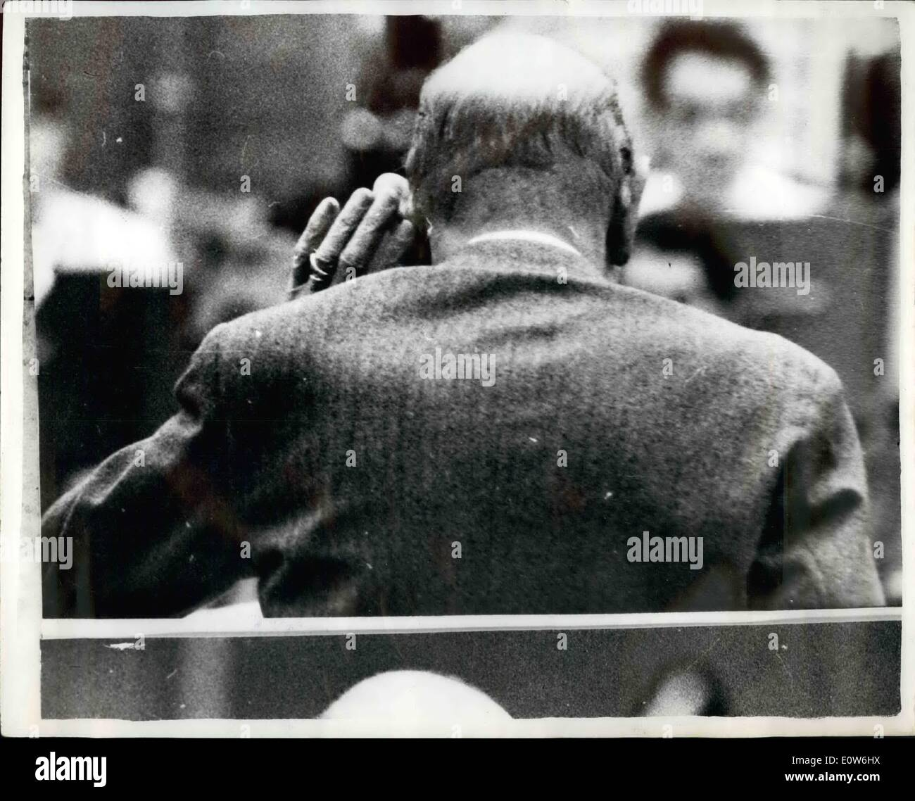 10. Oktober 1961 - der Mann mit einem Ohr für Musik. DER Meister ...