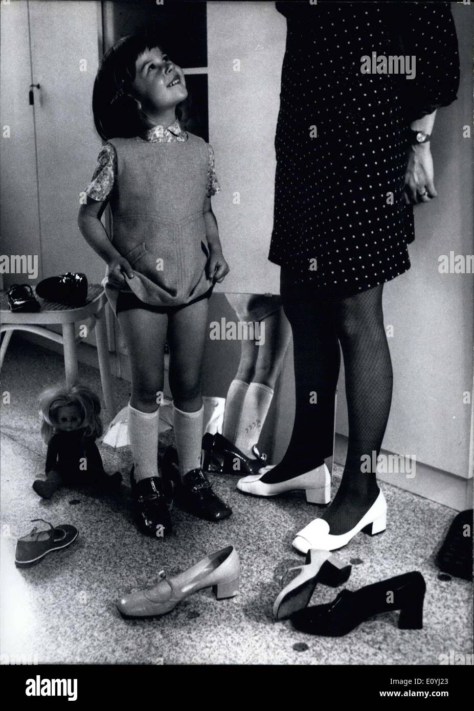 The Shoes 1970 Stockfotos & The Shoes 1970 Bilder Alamy