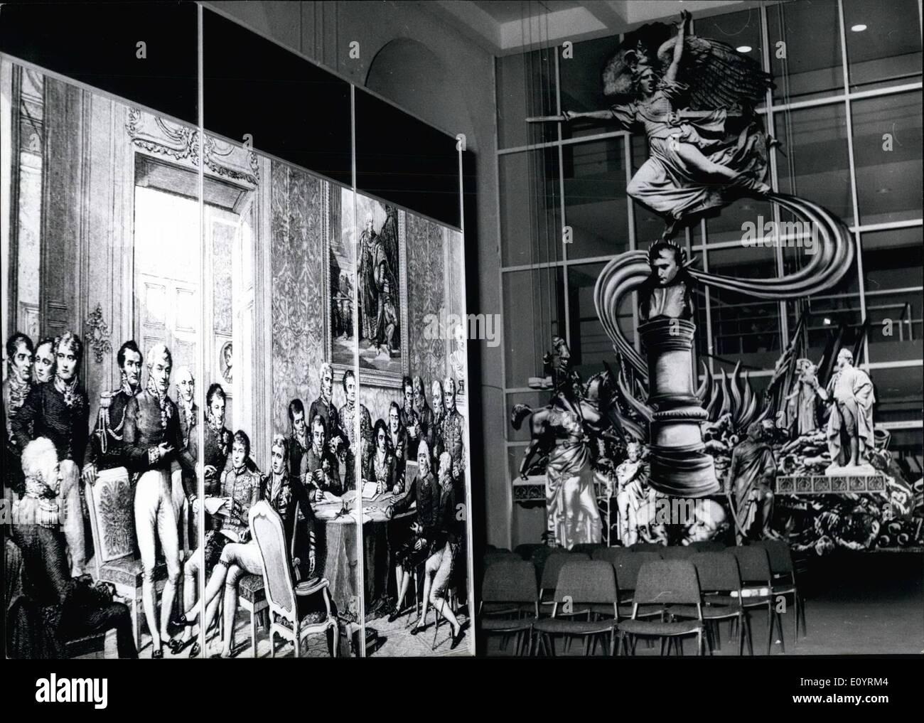 April 1971 - '' 1871 - Fragen zur deutschen Geschichte '' - Ausstellung in  Berlin'': 1871 - Frage an die deutsche Geschichte '' ist
