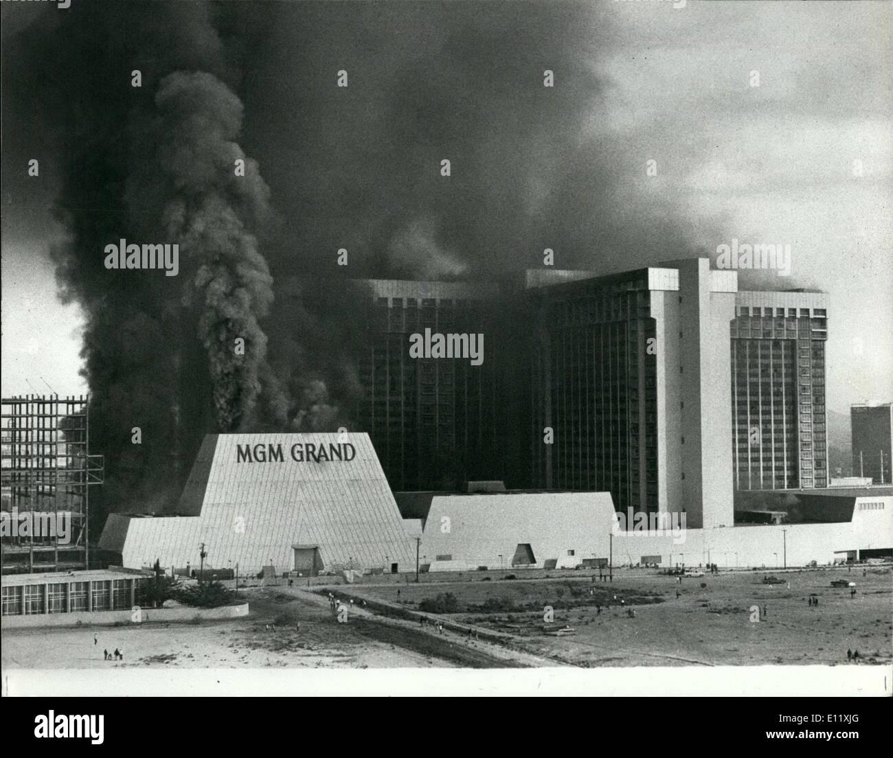 Mgm Grand Hotel Feuer Stockfotos Und Bilder Kaufen Alamy