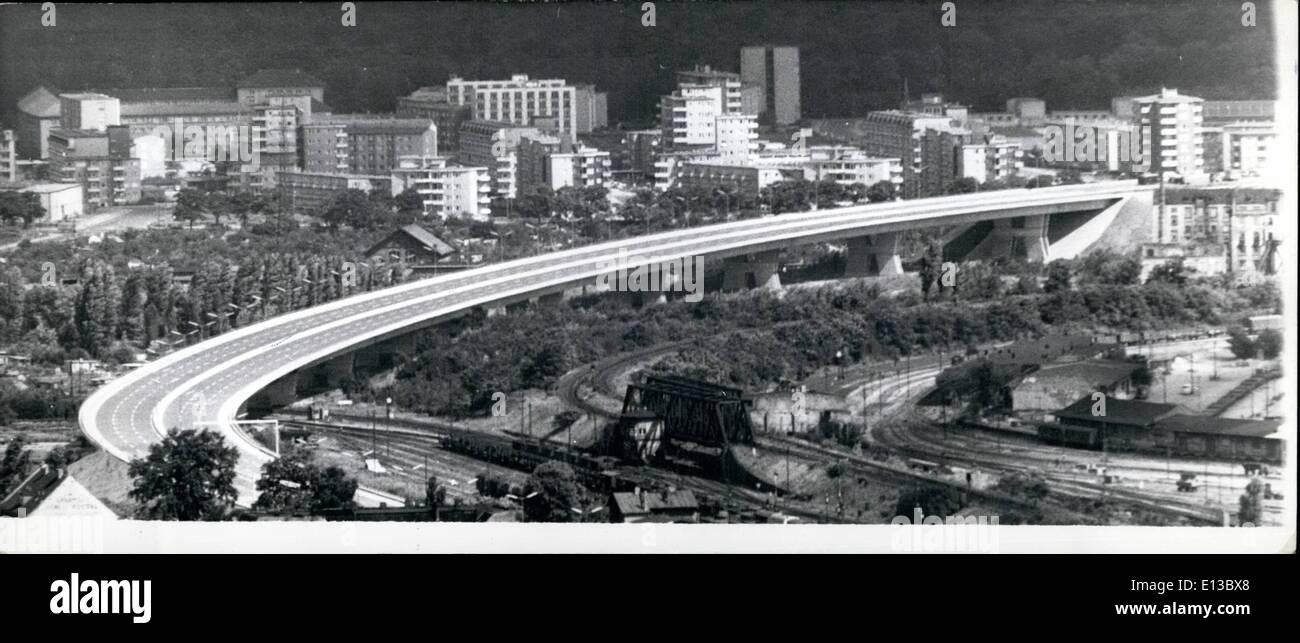 29 Februar 2012 Deutschlands Längste Straße Brücke Bei 191262