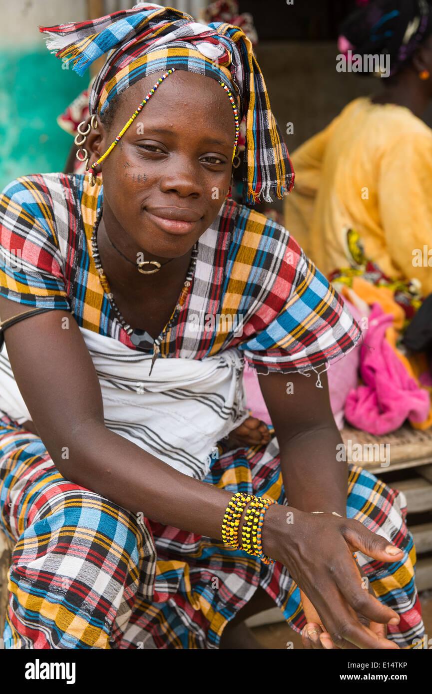 Gambia Mädchen