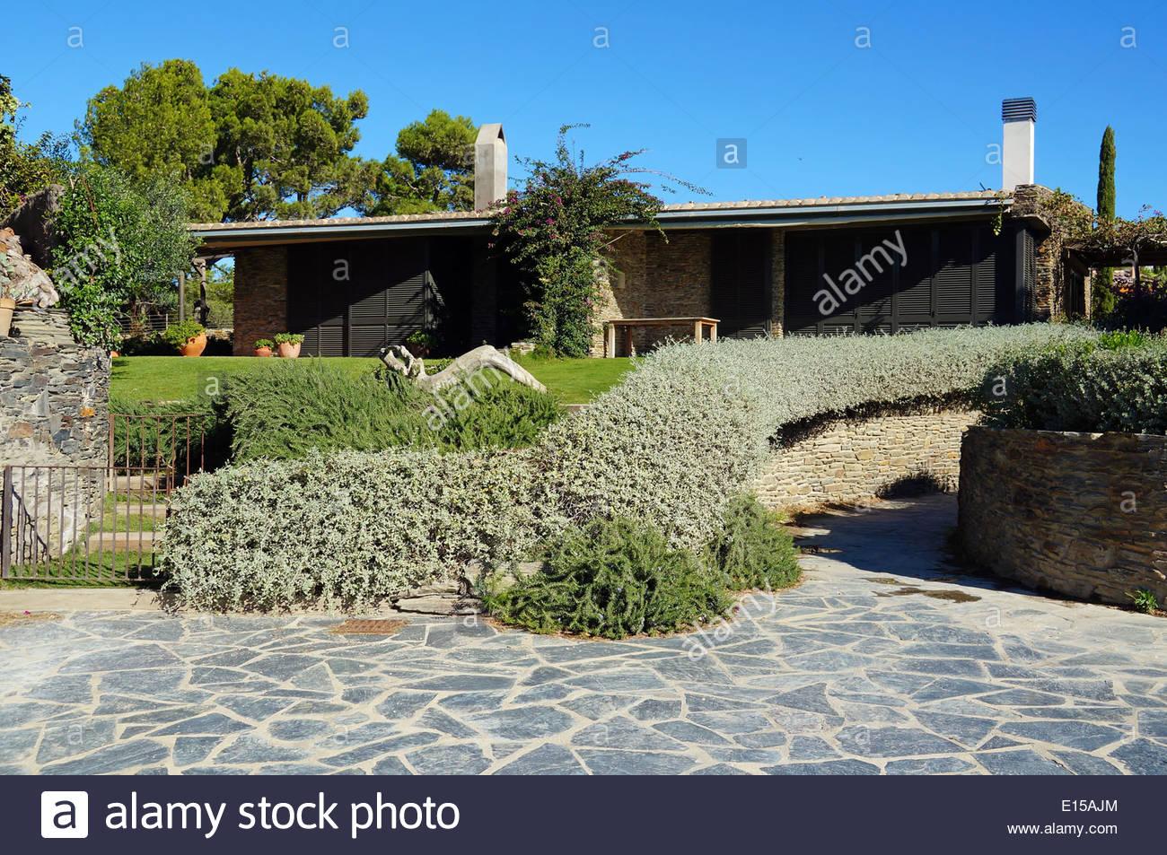 Sympathisch Mediterranes Haus Das Beste Von Und Garten In Cadaques, Katalonien, Costa Brava,