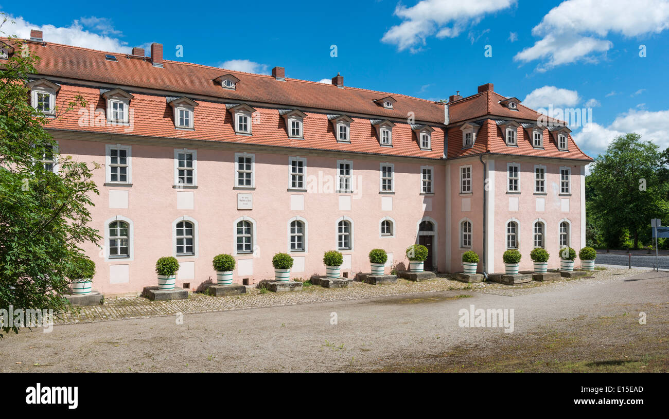 deutschland th ringen weimar museum haus der charlotte von stein stockfoto bild 69577157. Black Bedroom Furniture Sets. Home Design Ideas